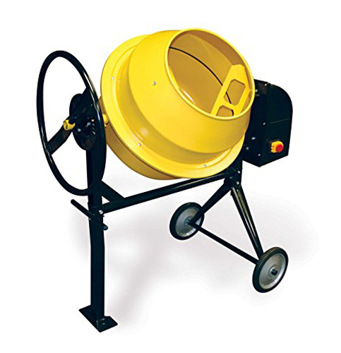 12. Pro-series CME35 3.5 Cubic Feet Cement Mixer