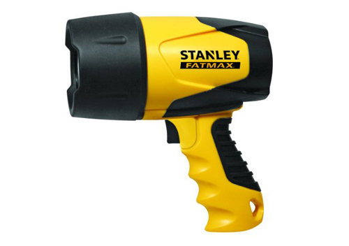 2. Stanley FL5W10 LED Rechargeable Spotlight