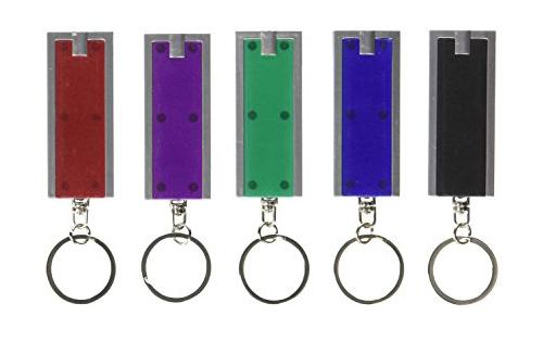 4. Towallmark LED Flashlight Keychain