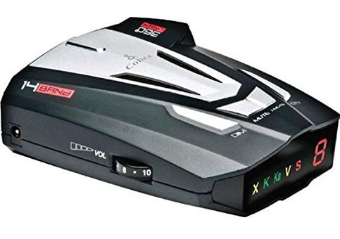 5. Cobra XRS9370 Radar/Laser Detector
