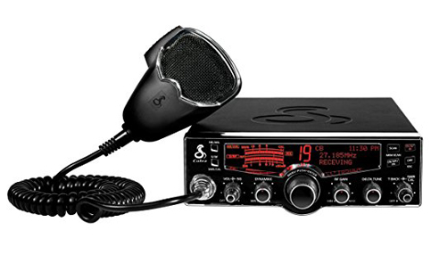3. Cobra 29 LX 40-Channel CB Radio
