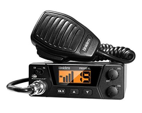10. Uniden 40-Channel CB Radio (PRO505XL)