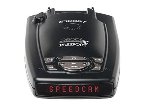 6. Escort Passport Radar Detector (9500IX)