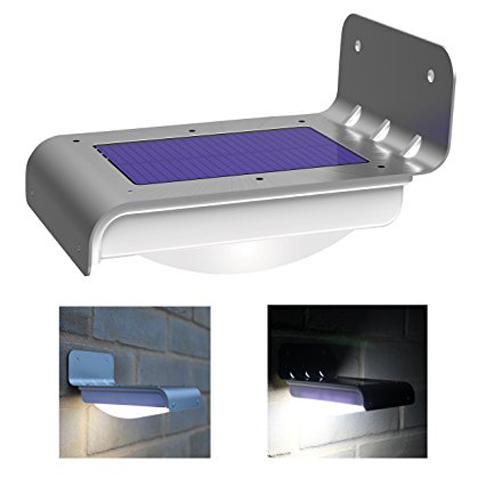7. Frostfire 16 LED Motion Sensor Light