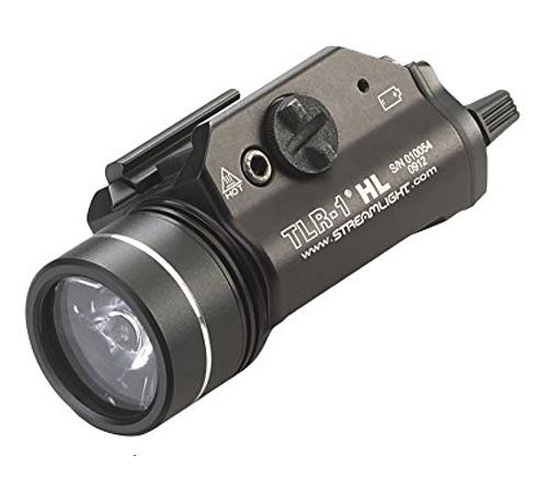 5. Streamlight 69260 TLR-1 HL Tactical Flashlight
