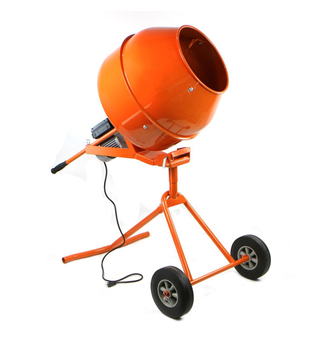 14. Generic Manufacturer NEW Portable 5 ft Concrete Mixer