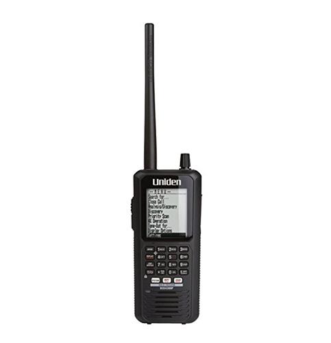 6. Uniden BCD436HP Handheld Scanner