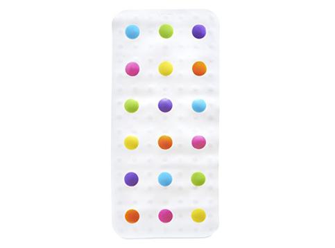 8. Munchkin Dandy Dots bath mat