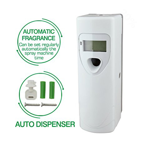 18. ELETA White Automatic Air Freshener