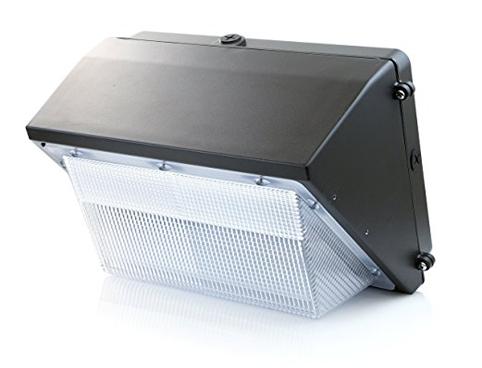 5. Hyperikon 45W LED Wall Pack Fixture