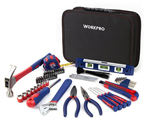 9. WorkPro 100-Piece Kitchen Drawer Tool Kit