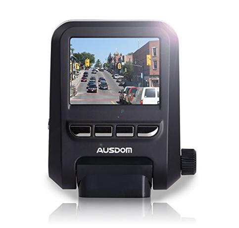 5. Ausdom AD118 Car DVR Dash Cam 2-Inch