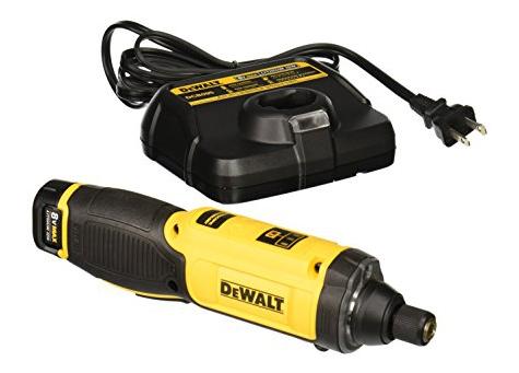 5. DEWALT DCF682N1 8V Screwdriver
