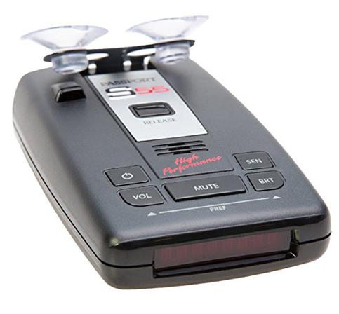 1. Escort Passport Radar/Laser Detector (S55)