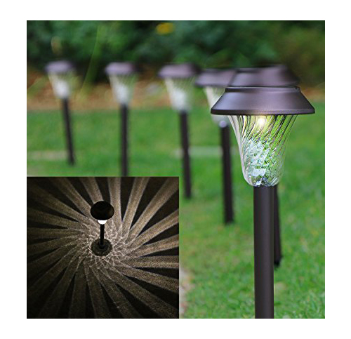 Top 10 Best Solar Path Lights In 2019 Reviews