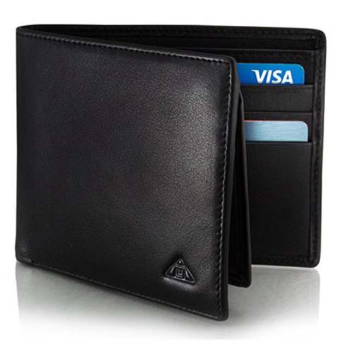 11. Motion Trend Men's RFID Wallet