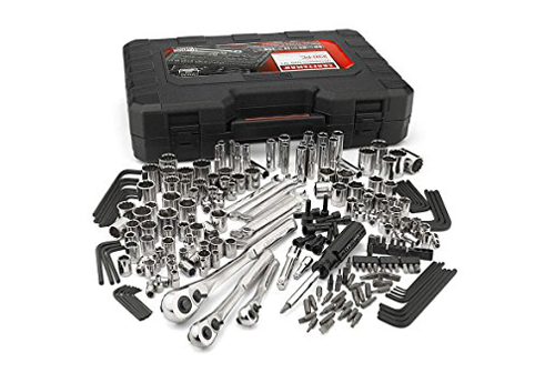 2. Skilled worker 230-Piece Mechanics Tool Set