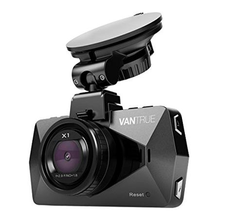 9. Vantrue X1 Car Dash Cam 2.7-Inch