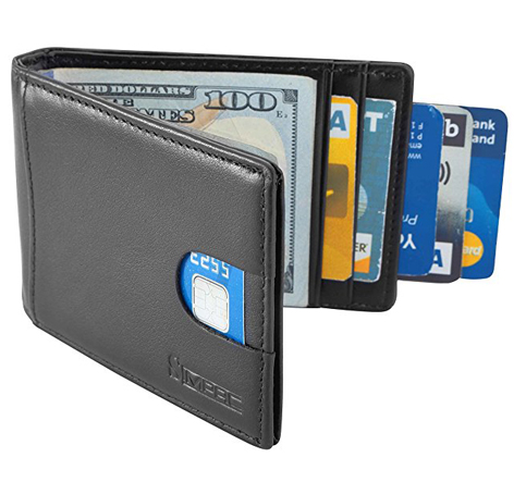 16. SimpacX RFID Front Pocket Wallet