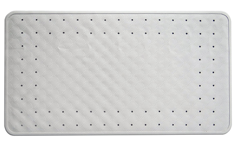 2. Salinka Natural Rubber bath mat