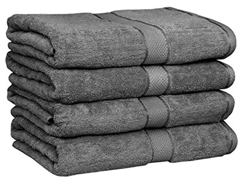6. Utopia Towels 30x56 Inches Luxury Cotton Bath Towels