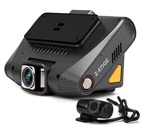 top 15 best front and rear dash cam in 2019 reviews. Black Bedroom Furniture Sets. Home Design Ideas