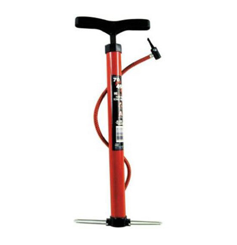 2. Custom Accessories 57773 70PSI Cast Iron Bicycle Tire Pump