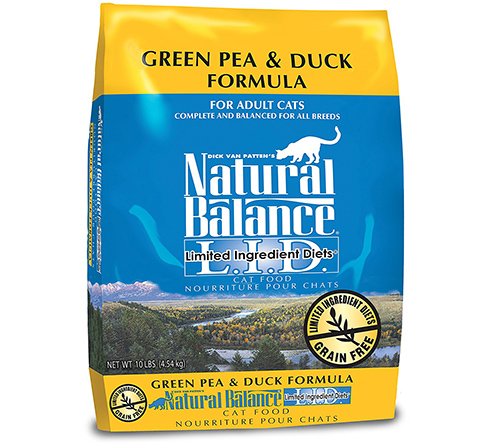 8. Natural Balance Ingredient