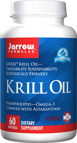8. Jarrow Formulas Krill Oil