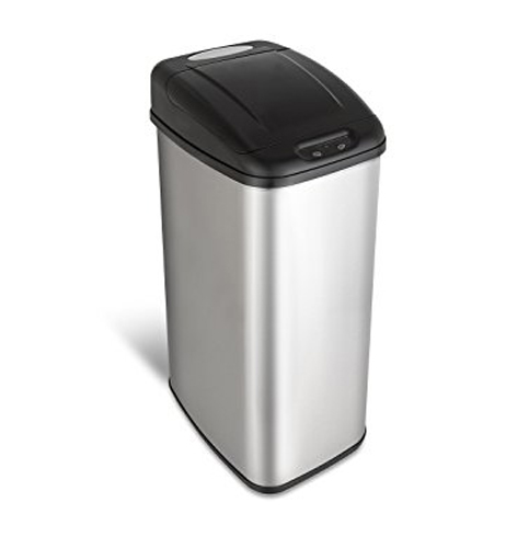 7. Ninestars DZT-50-6 13.2-Gallon Trash Can