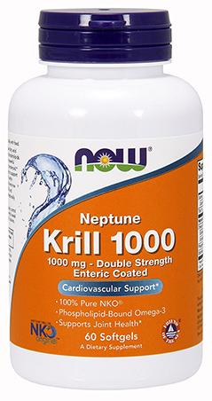 5. NOW Neptune Krill Oil