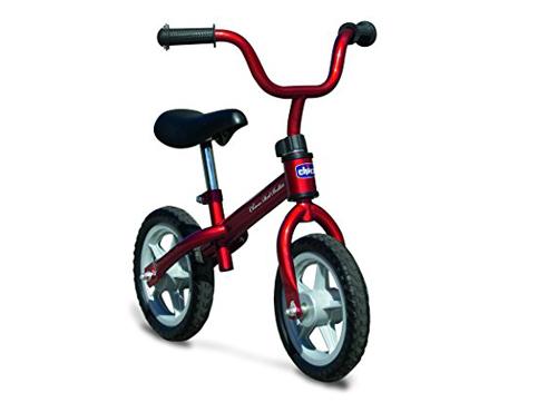 6. Chicco Balance Bike(Red Bullet)