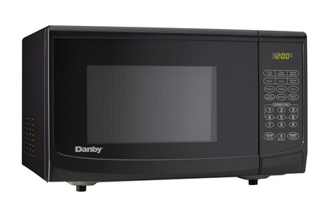 1. Danby DMW7700BLDB 0.7 cu. ft. Microwave Oven