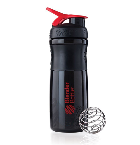 3. BlenderBottle SportMixer Tritan Grip Shaker Bottle