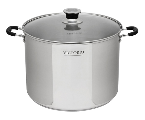 3. Victorio Kitchen Products VKP1130 Multi-Use Canner