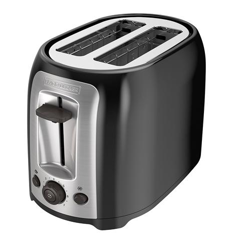1. DECKER TR1278B 2-Slice Toaster, Bagel Toaster