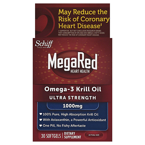 6. Ultra Strength Krill Oil