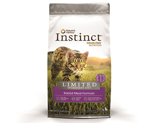 7. Instinct Limited Ingredient