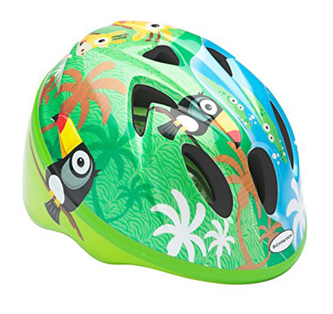 6. Schwinn Infant Helmet, Jungle