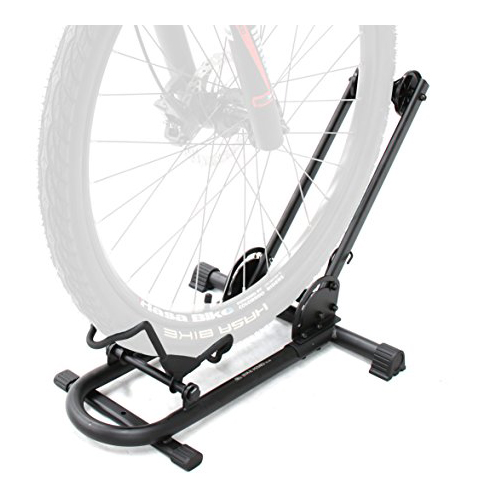 12. Bikehand Floor Parking Bike Storage Stand