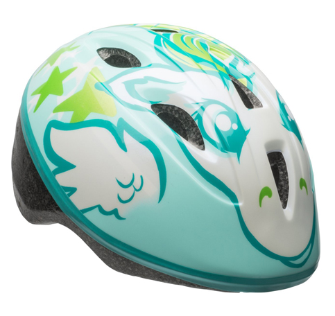 2. Bell Toddler Zoomer Bike Helmet