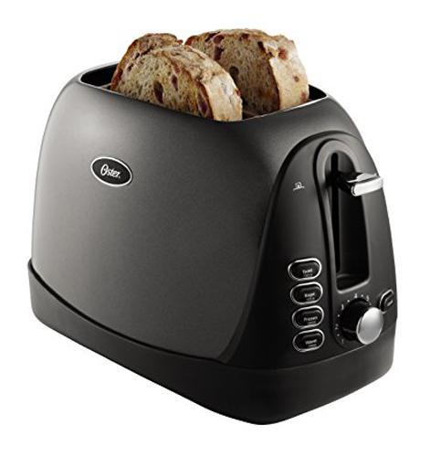 5. Oster TSSTTRJBG1 Jelly Bean 2-Slice Toaster