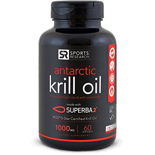 9. Antarctic Krill Oil