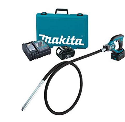 4. Makita XRV02 18-Volt Vibrator Kit