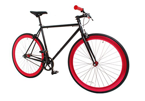 4. Vilano Fixed Gear Fixie Road Bike