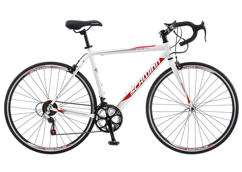 7. Schwinn Men's Volare White 1300 Bike