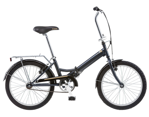 1. Schwinn 20-Inch/Medium Folding Bike