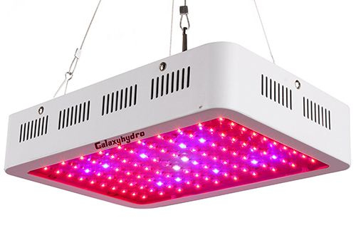 8. Galaxy Hydro LED Grow Light