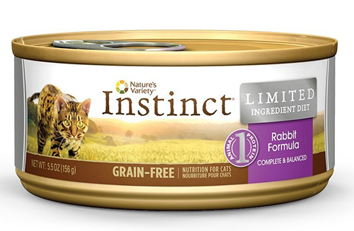 2. Instinct Natural Wet Canned Cat Food