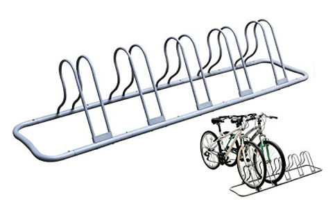 14. Deco Brothers 5 Bike Storage Stand
